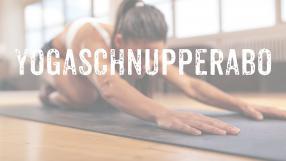 Yoga Schnupperabo – 1 Monat für 35 Euro
