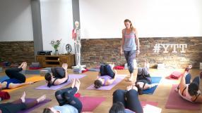 Yoga Lehrer Ausbildung 2019