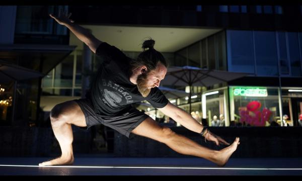 Vinyasa Flow Inside Yoga Style