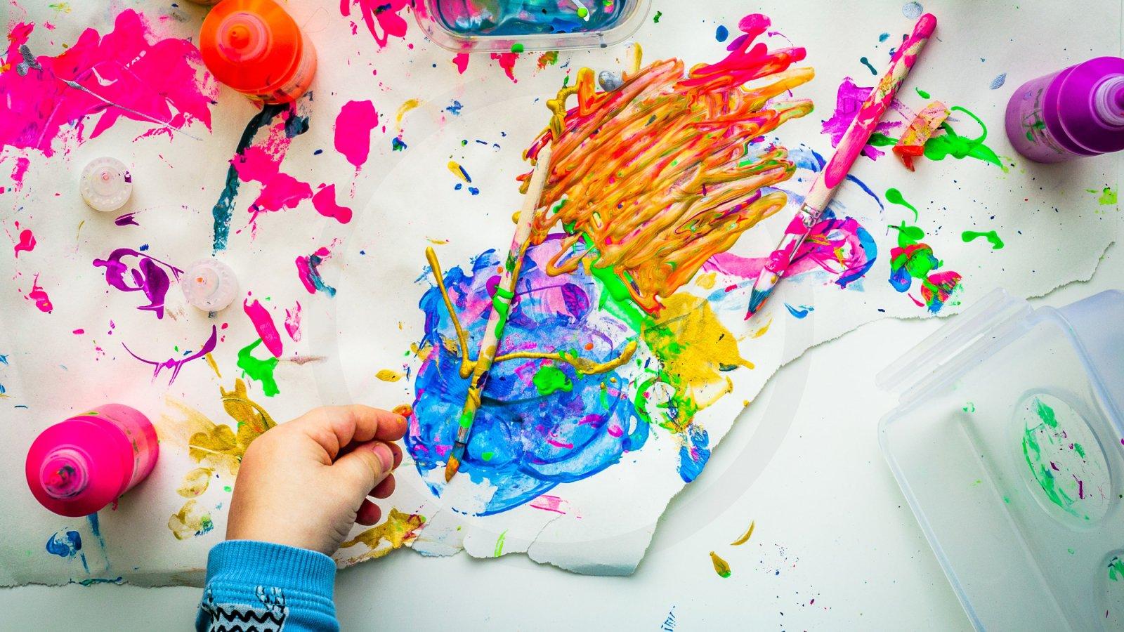Kreativität in stressigen Zeiten