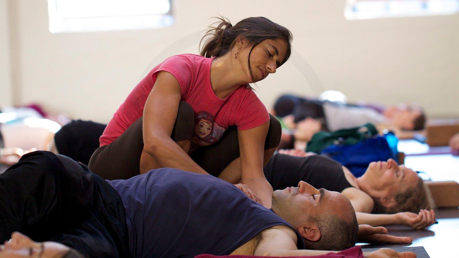 Biodynamic Yin Training