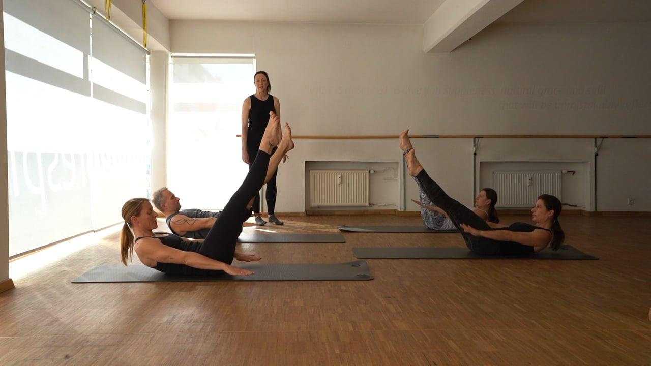 Pilates all Level