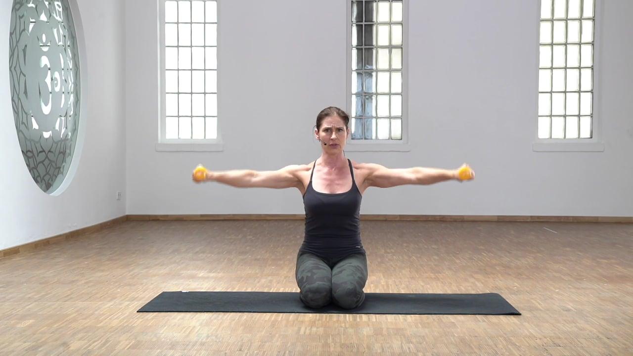 Schulterkraft 07 – Kleingewichte
